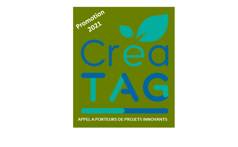 Créa'TAG, nouvel appel à porteurs de projets innovants à Agen !