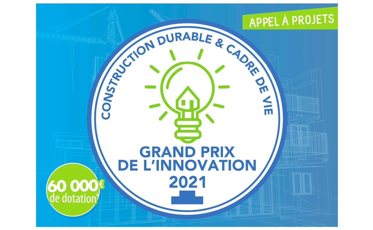 Domolandes présente la 10ème édition du Grand Prix de l'Innovation – Construction Durable & Cadre de vie