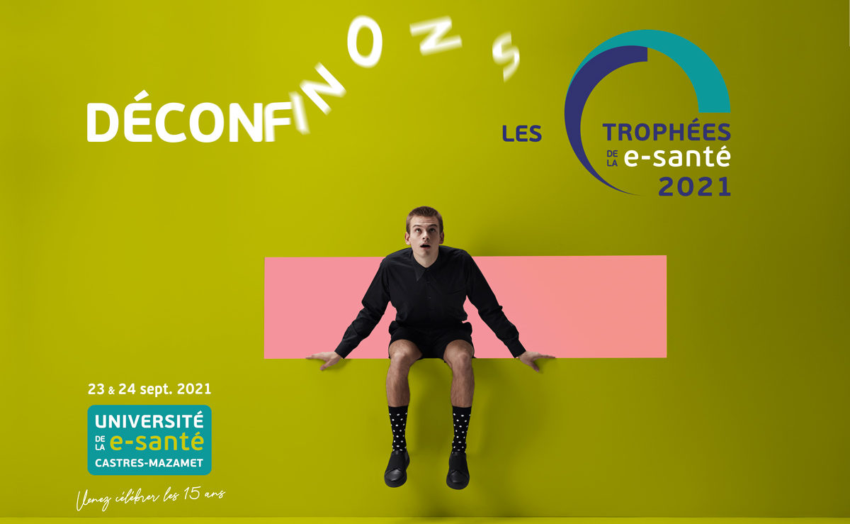 Le Concours « Trophées de la E-Santé 2021 » avec Castres-Mazamet Technopole est ouvert !
