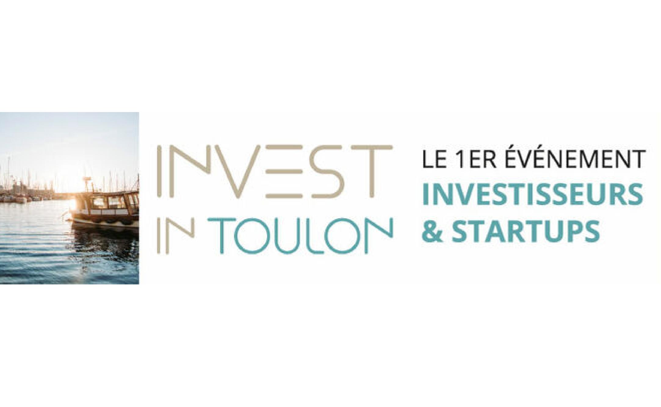 Retis partenaire d'Invest in Toulon par TVT Innovation, le 1er juillet 2021 à Toulon