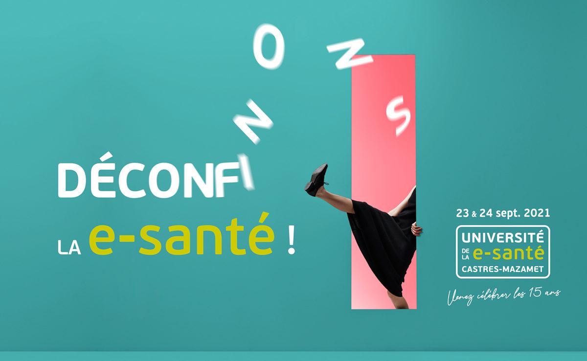 Castres-Mazamet Technopole organise le Summer Camp de l'Université de la e-santé les 23 et 24 septembre à Castres !