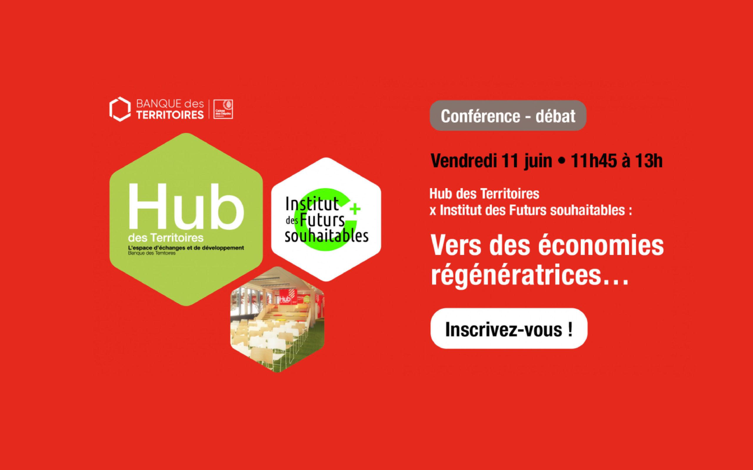 image Le Hub des Territoires est lancé