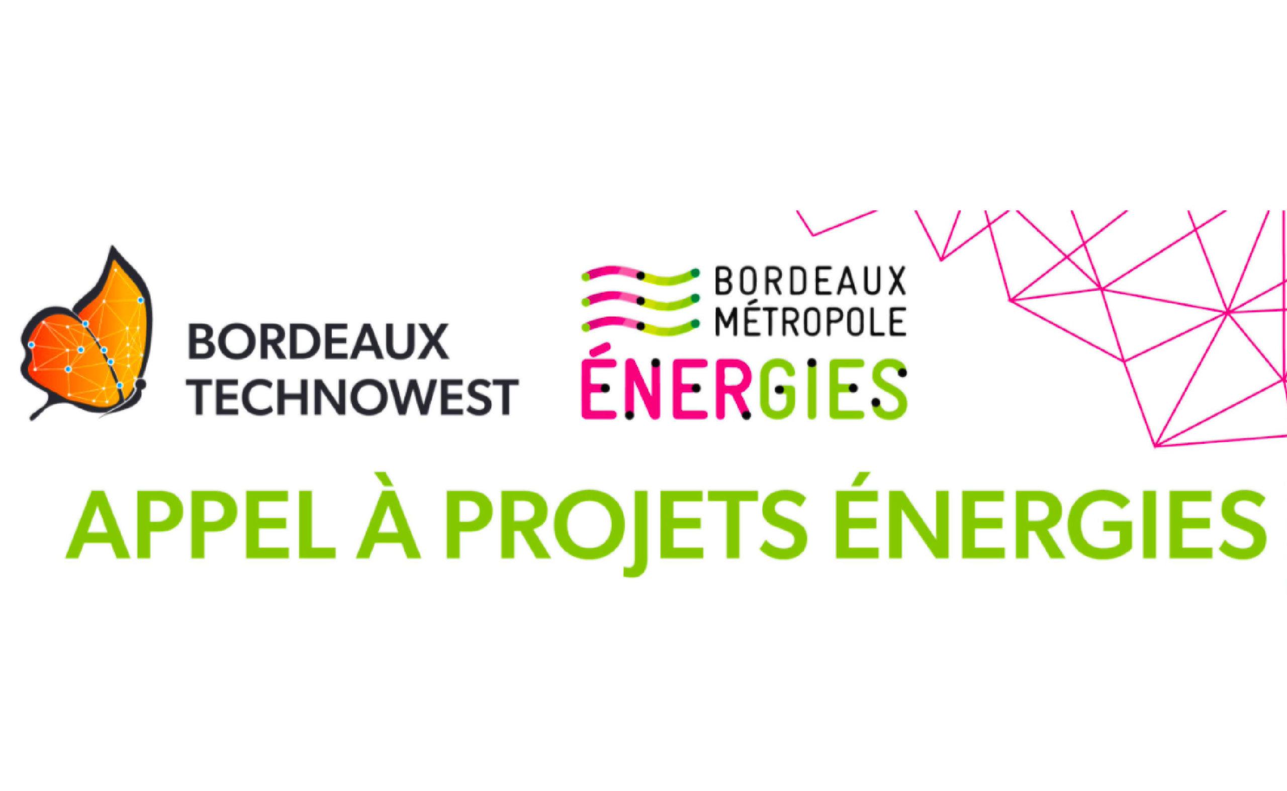 Bordeaux Technowest lance son Appel à Projets Énergies !