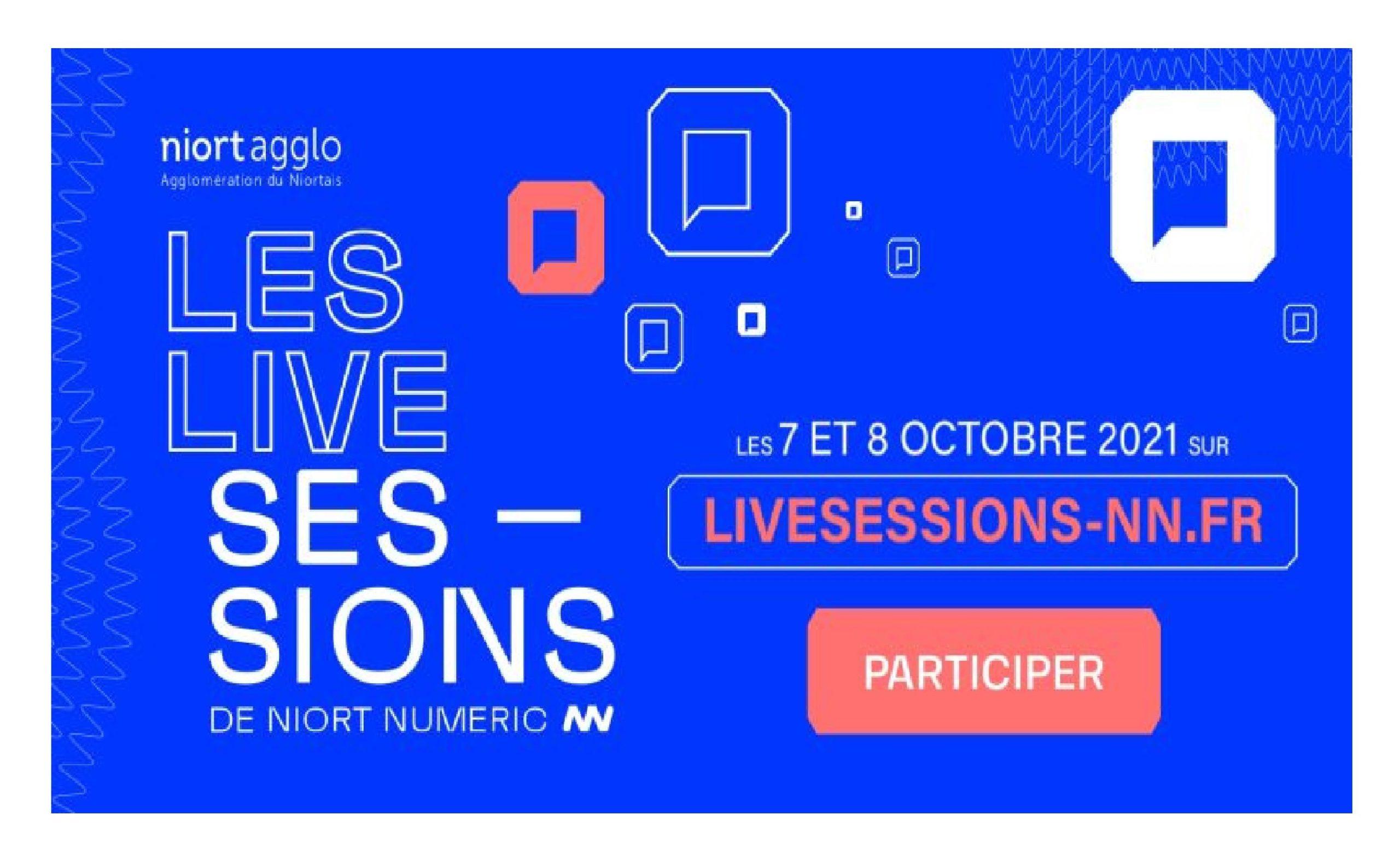 Deuxième édition des Live Sessions de Niort Numeric