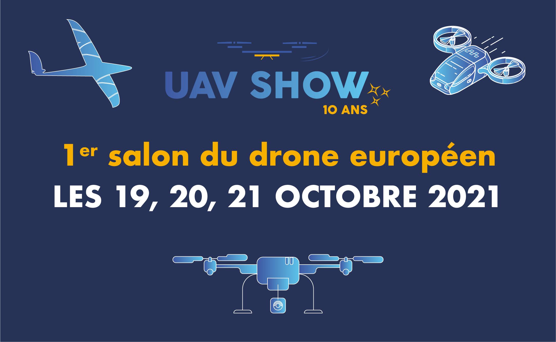 Découvrez le monde du drone au UAV Show