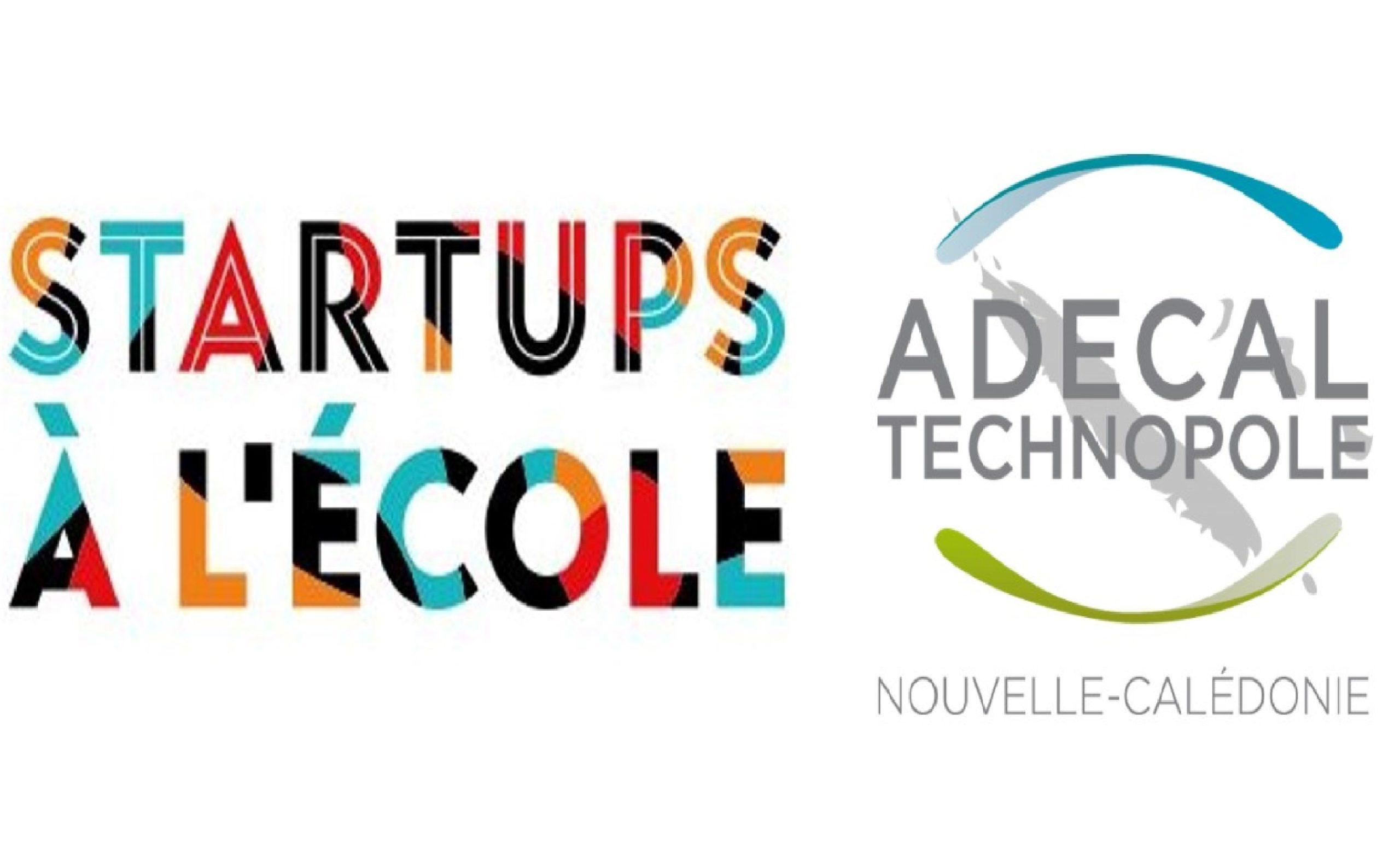 Les Startups à l'École chez ADECAL Technopole – Rétrospective